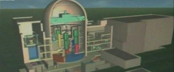 DESIGN FOR JORDAN NUCLEAR PLANT