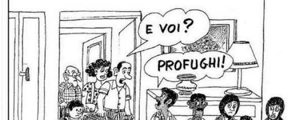 Emilio giannelli la mia vignetta razzista questa for Corriere della sera casa