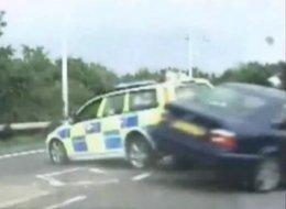 WATCH: Cop Hit By Stolen Car, Gets Up, Tases Suspect