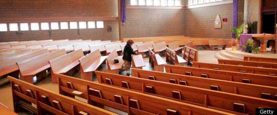 WOMEN CHURCH ATTENDANCE