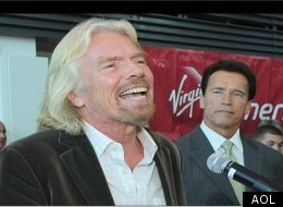 Richard Branson: Living The American Dream -- At 35,000 Feet