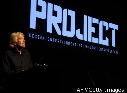 With 'Project,' Richard Branson Sets His Sights On The Publishing World