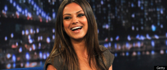 Mila Kunis Speaks Russian
