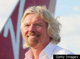Sir Richard Branson Takes To The Skies To Help Young Entrepreneurs