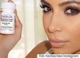 Kim Under Fire For Backing Morning Sickness Drug