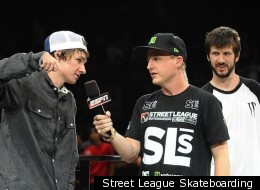 Rob Dyrdek's Street League: An Entrepreneurial Fantasy Becomes Reality
