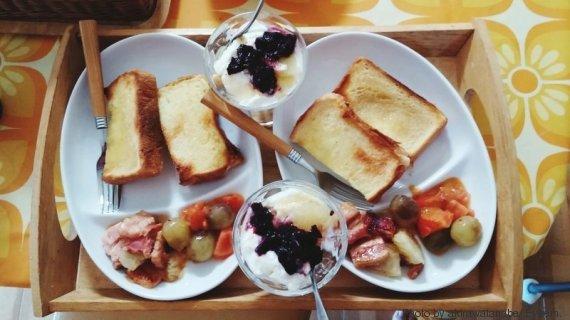 colazione giappone