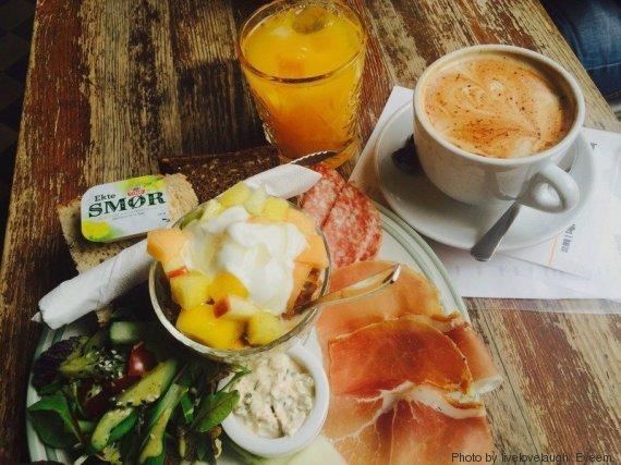 colazione norvegese