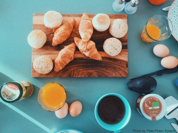 colazione olandese