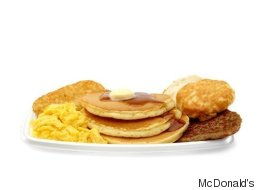 5 Fast-Food Breakfasts That Are Guaranteed To Blow Your Diet