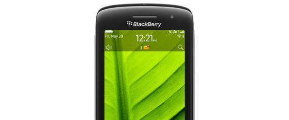 RIM BLACKBERRY TOUCH SCREEN