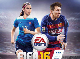 EA Screwed Up By Not Putting a Woman on the UK Cover of 'Fifa 16'