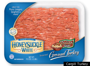 Salmonella Ground Turkey