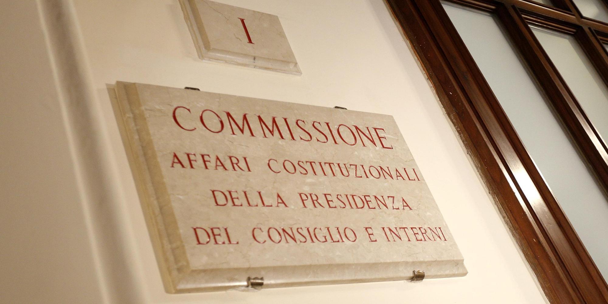 Commissioni parlamentari camera il pd conferma tutte le for Commissione esteri camera