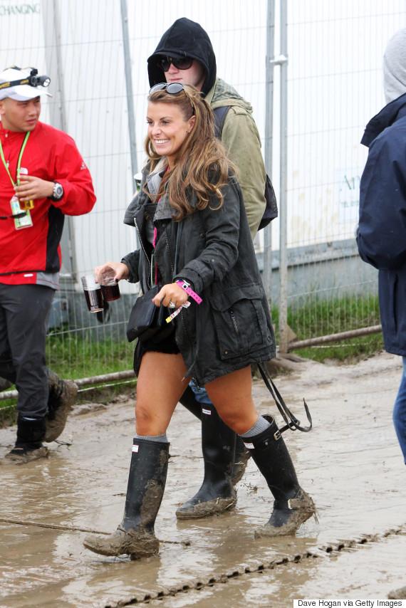 coleen rooney festival