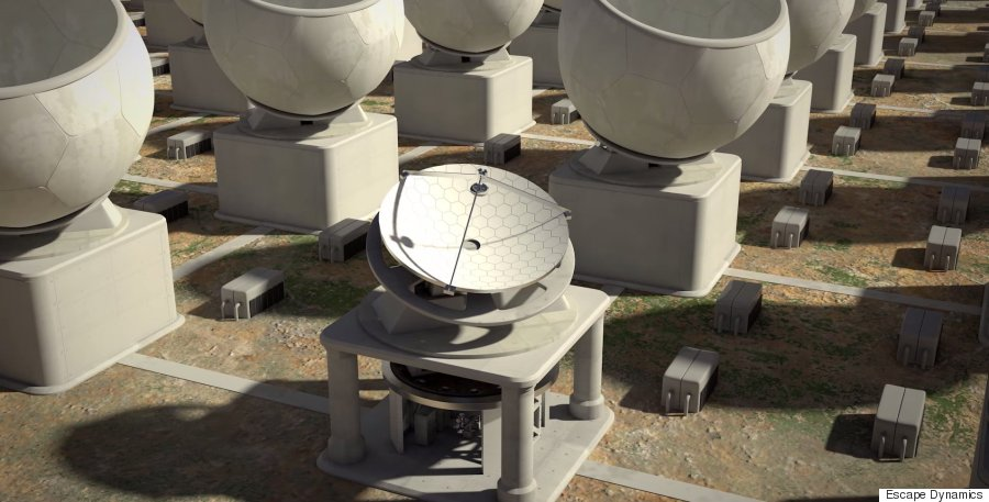 A Microwave-Powered Rocket Engine Could Be The Future Of ...