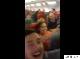 Glasgow To Ibiza Flight Descends Into Chaotic Rave As Hostess Pleads 'Please Don't Swear'
