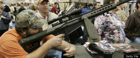 NRA GUN CONTROL LAWSUIT