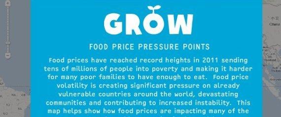 FOOD PRICE SPIKES