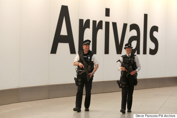 police heathrow