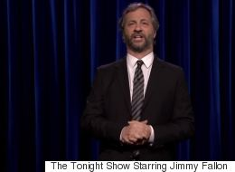 Judd Apatow Did Stand Up On 'Jimmy Fallon' And It Was Perfect
