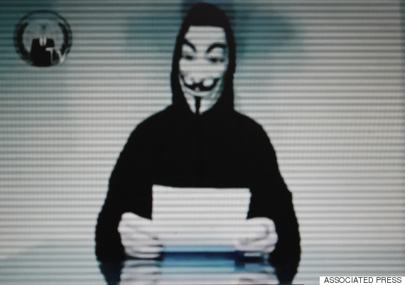 anonymous hacking