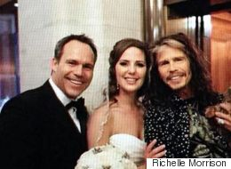 Alberta Couple Finds Steven Tyler's Dog.. On Their Wedding Day!