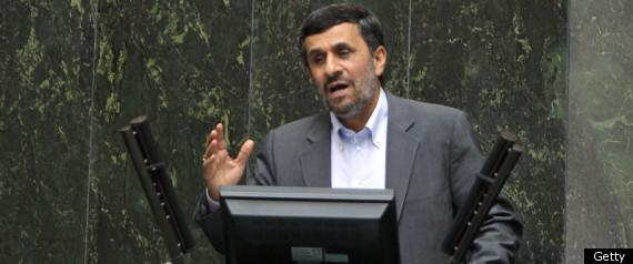 AHMADINEJAD IRAN ATOMIC BOMB