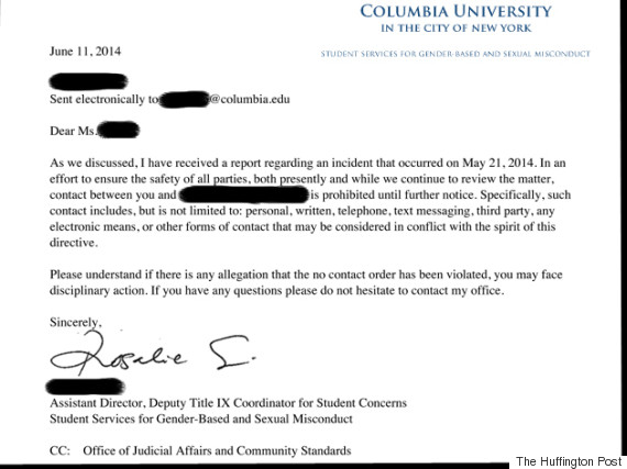 columbia threat web
