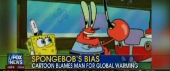 FOX NEWS SPONGEBOB
