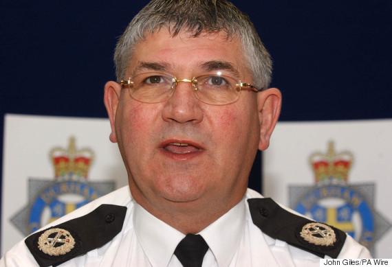 ron hogg police