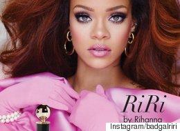 Rihanna Reveals Her New Perfume