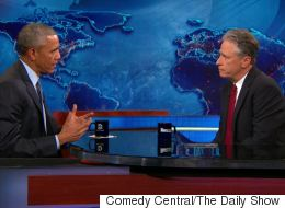 President Obama Issues Executive Order: 'Jon Stewart Cannot Leave The Daily Show'