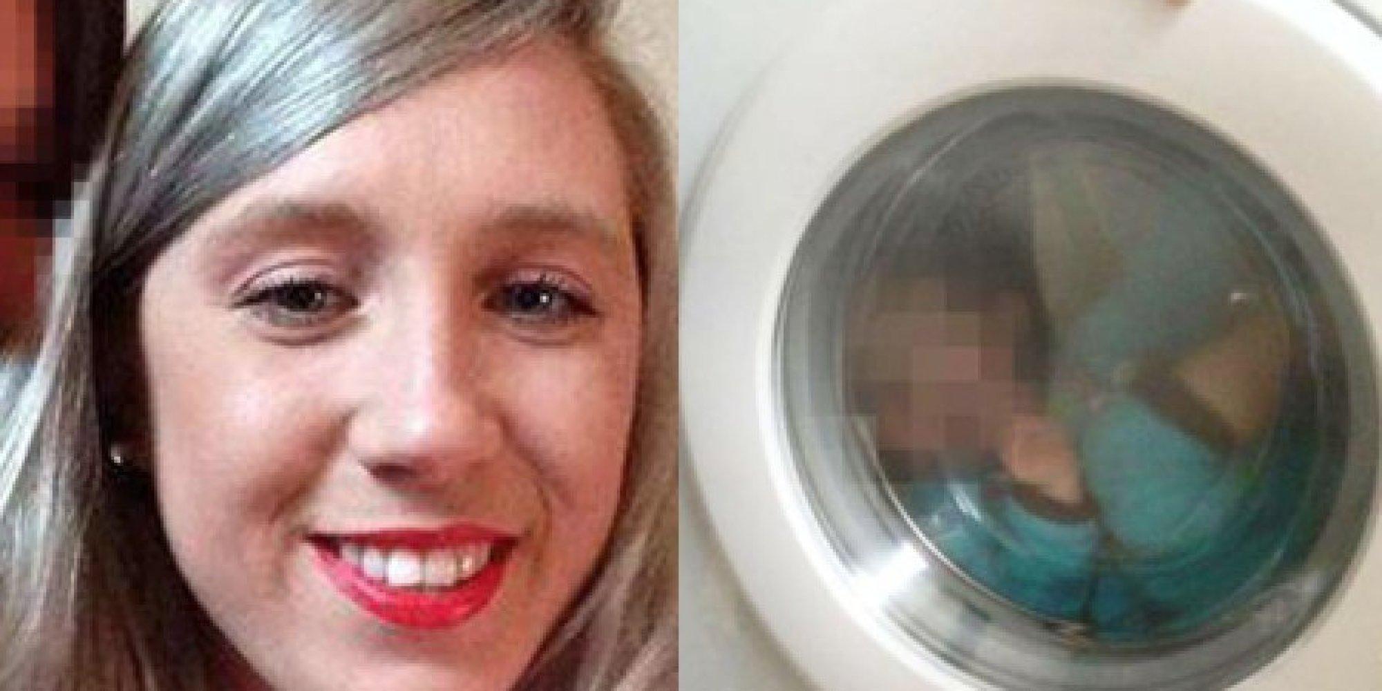 washing machine toddler