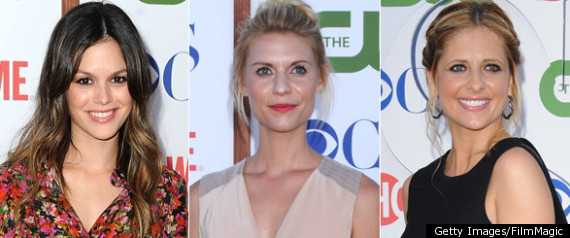Best Dressed Cbs The Cw And Showtime Summer Party