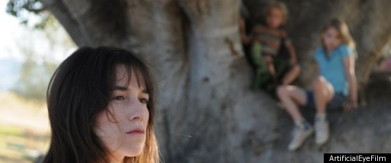 CHARLOTTE GAINSBOURG THE TREE