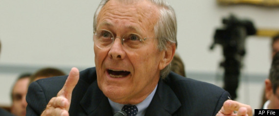 DONALD RUMSFELD TORTURE LAWSUIT
