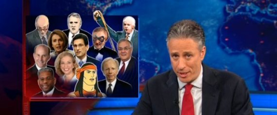 Jon Stewart Super Congress