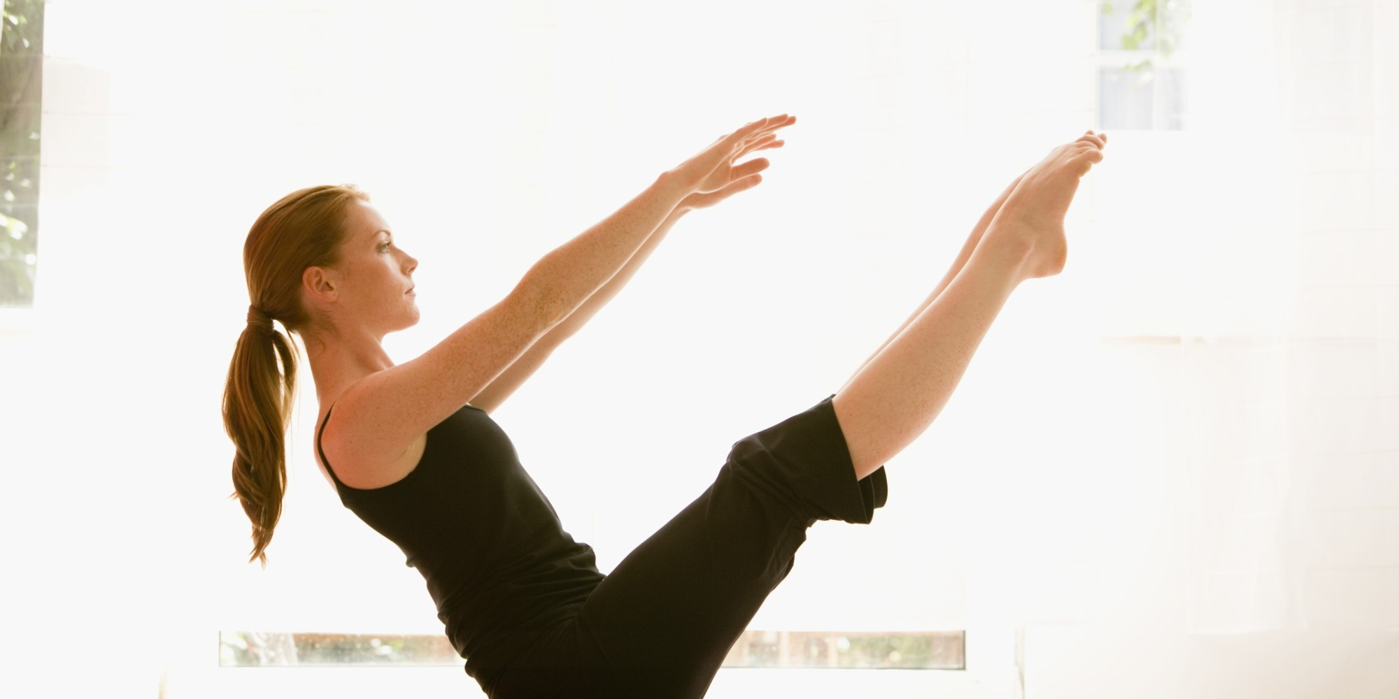 Pilates Exercises For Beginners To Try At Home, Including Pelvic Tilts ...