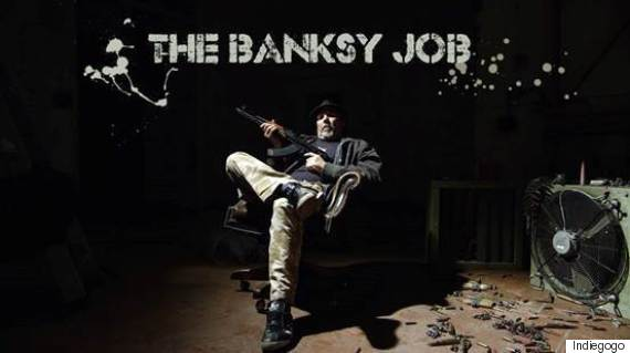 the banksy job