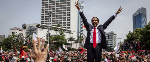 Indonesia Crowd