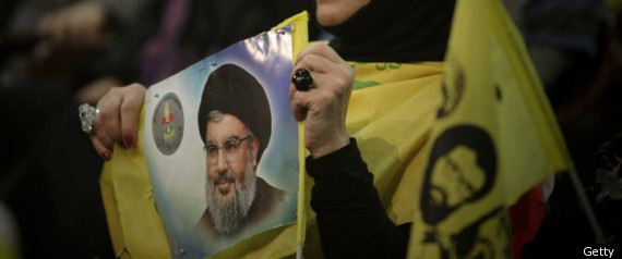 Iran Weapons Hezbollah