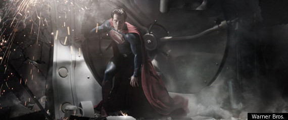 CAVILL SUPERMAN