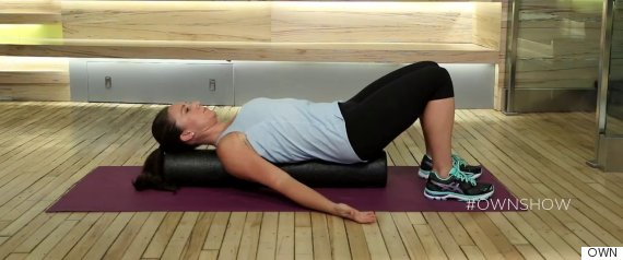 brooke marrone posture stretch