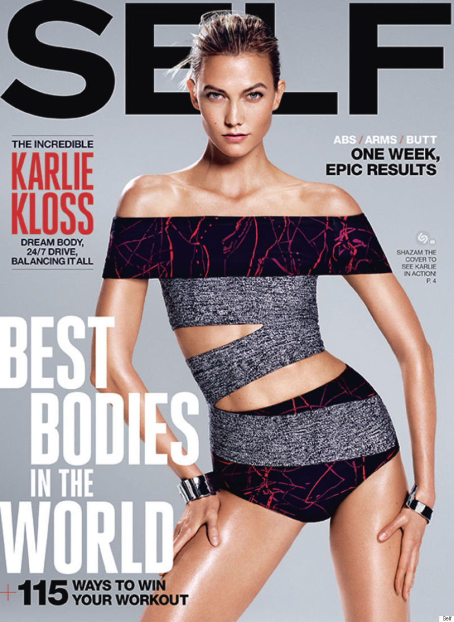 karlie kloss self