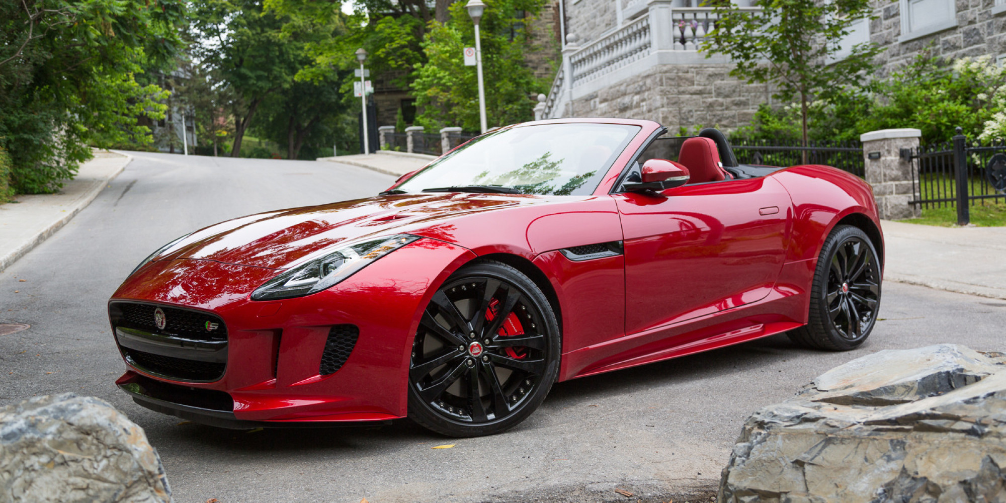 essai routier jaguar f type s awd 2016 sortez la m me. Black Bedroom Furniture Sets. Home Design Ideas