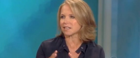 Katie Couric's 'View' Gaffe: Not Going To 'Castrate' Miley Cyrus