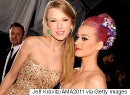 Katy Perry Launches Not-So-Thinly-Veiled Attack On Taylor Swift