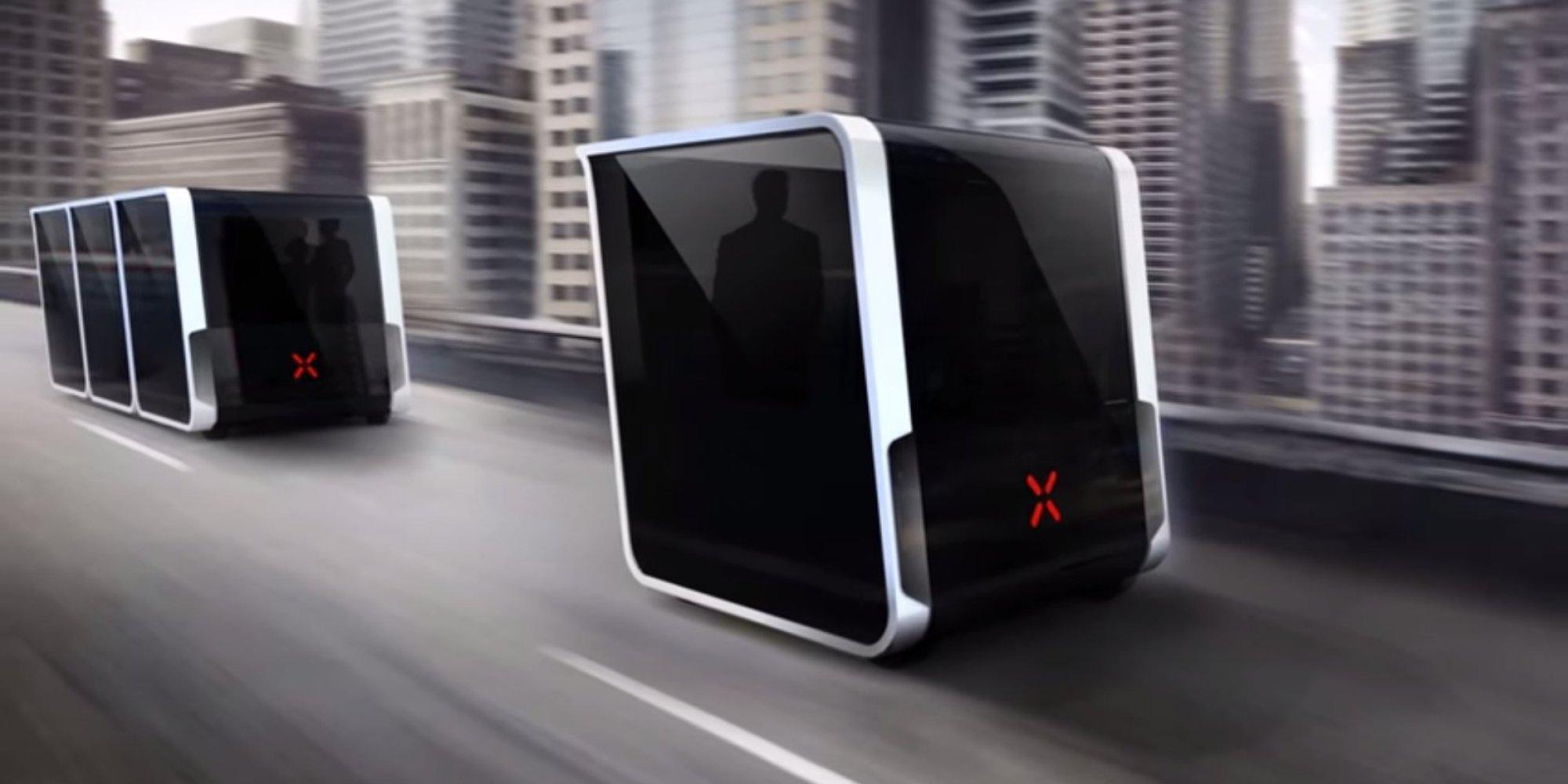 vid o la voiture autonome n 39 est qu 39 une petite r volution. Black Bedroom Furniture Sets. Home Design Ideas