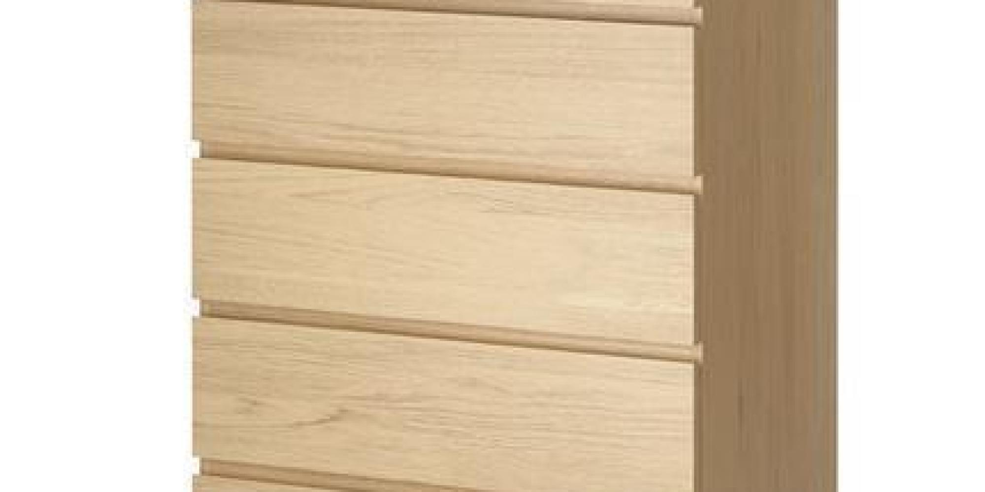 ikea safety alert after two toddlers are killed by falling malm chests of drawers huffpost uk. Black Bedroom Furniture Sets. Home Design Ideas